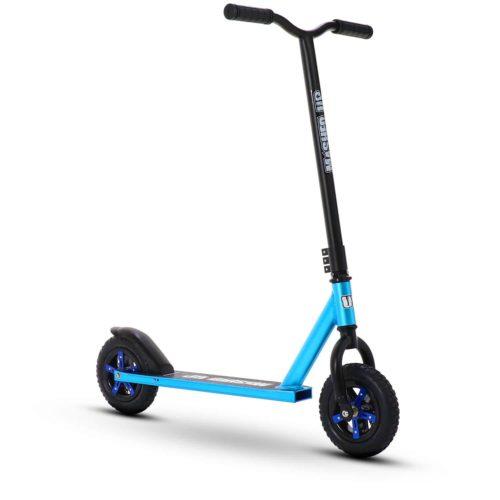 Dirt Scooter Blue