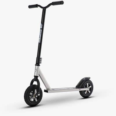 Dirt Scooter Grey