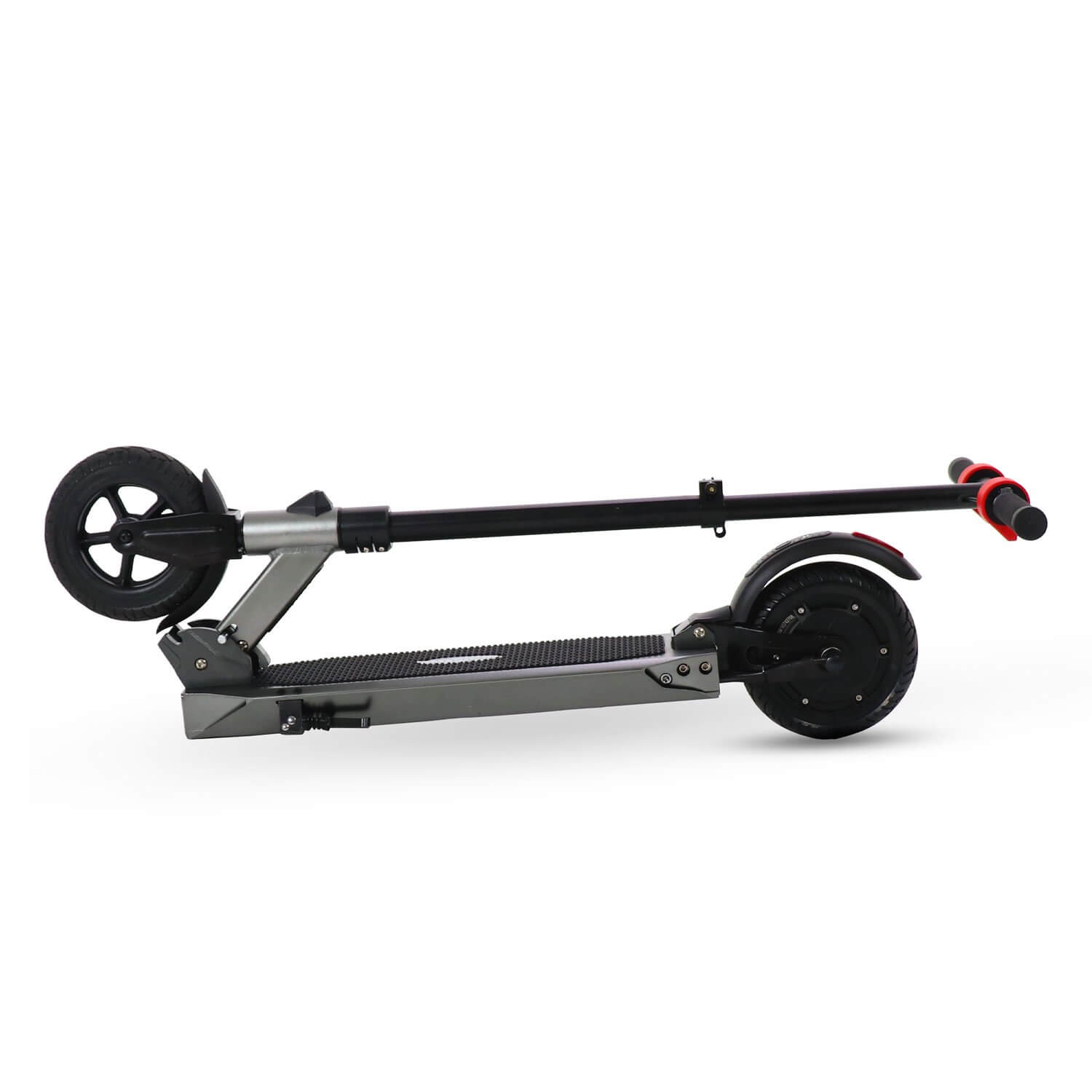 Mashed Up Electric Scooter Folded