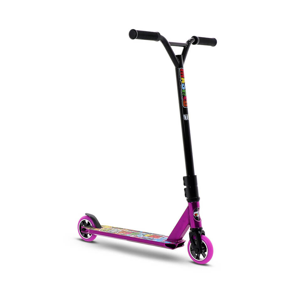 Purple Extreme Stunt Scooter